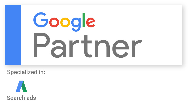 Google Partner - Specialised in Search Ads