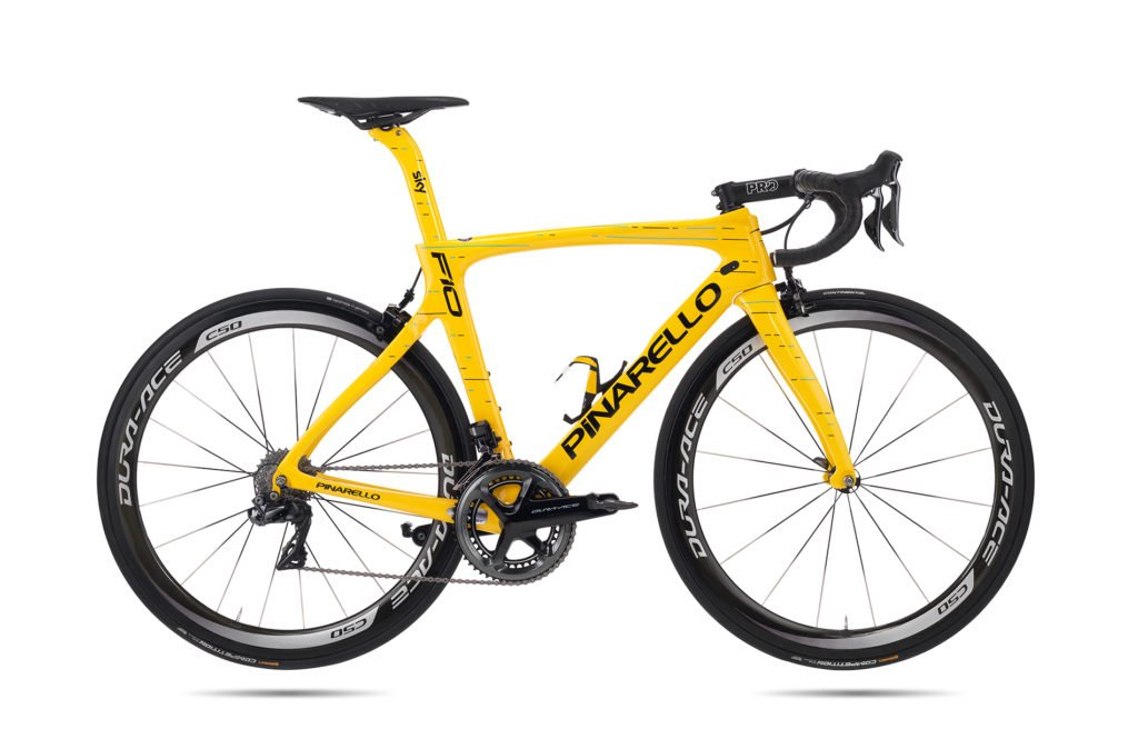 Bike B: Pinarello Dogma F12 - Tour de France 2019 Winner - £12,000